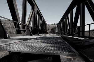 Civitavecchia Capranica Orte - Il ponte a Luni sul Mignone