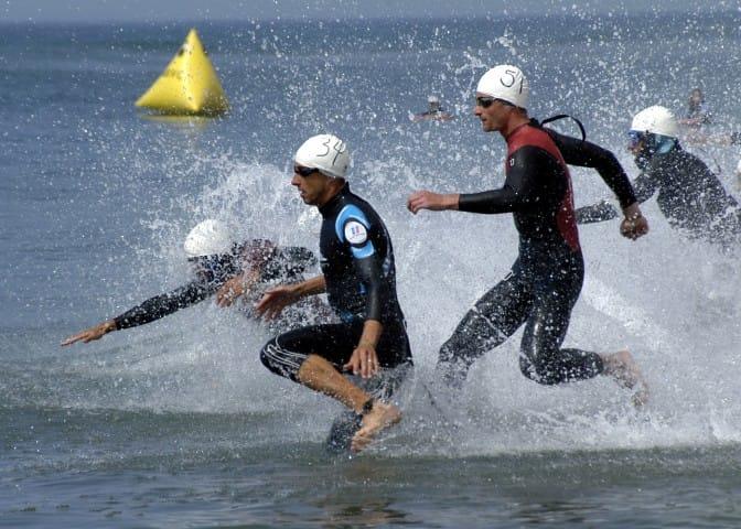 Triathlon, cresce l'attesa per la gara nazionale