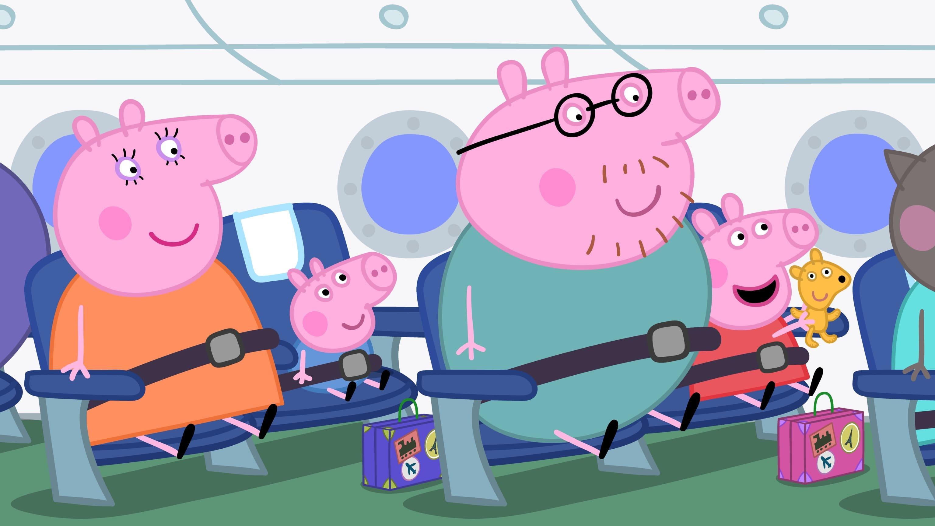 Fine settimana all insegna di peppa pig il trailer