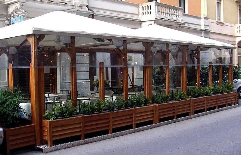 Civitavecchia dehors a breve un nuovo regolamento ad for Arredi esterni per bar e ristoranti