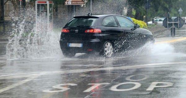 Regione Lazio: continua l'allerta meteo