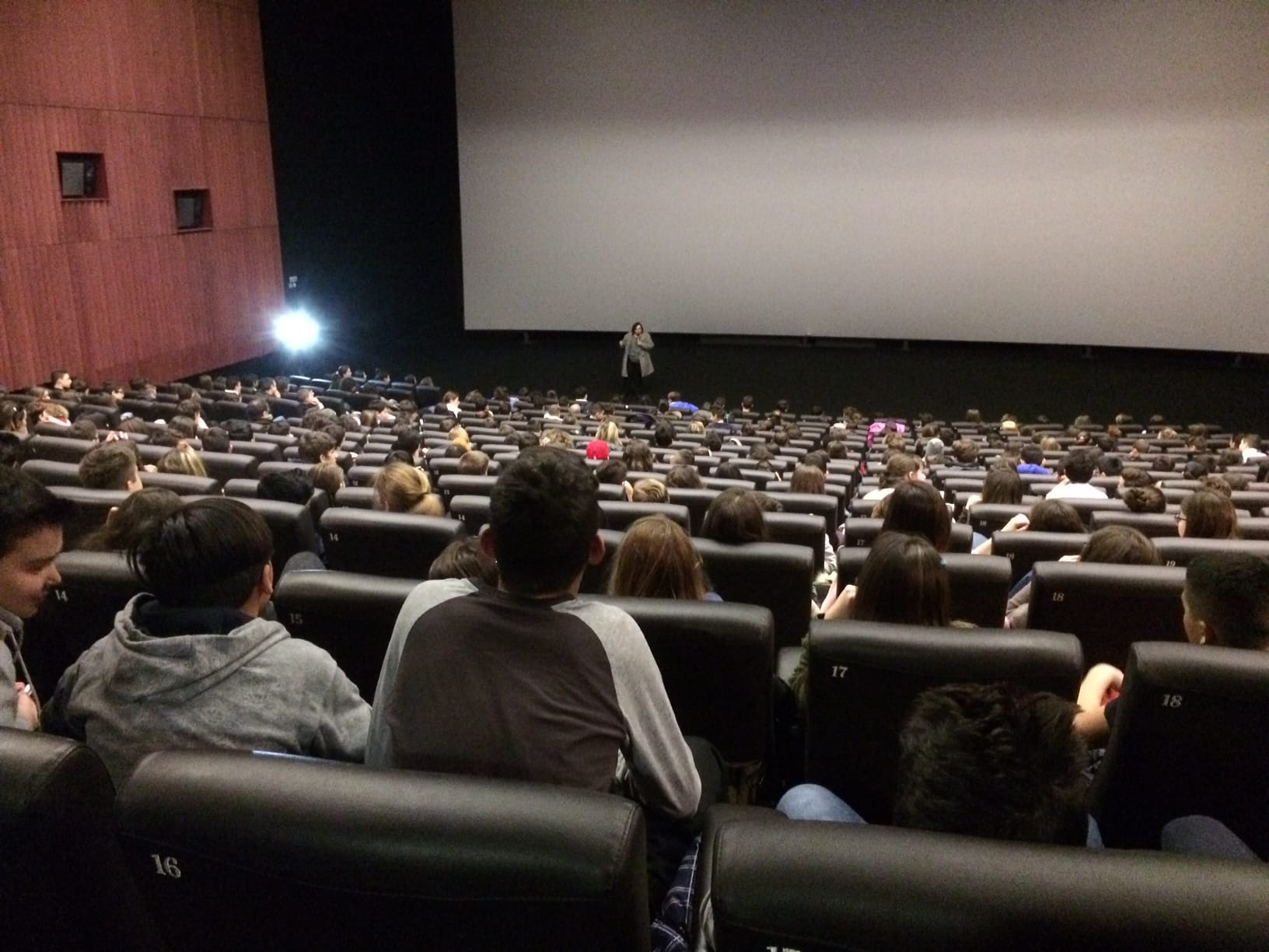 Viterbo, al via il Festival del cinema sociale