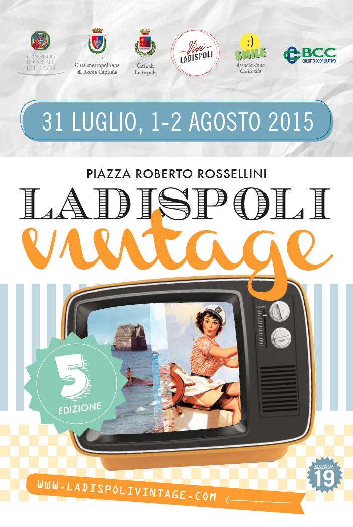 """Torna """"Ladispoli Vintage"""""""