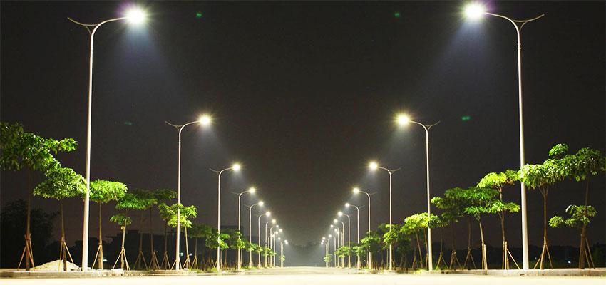 Illuminazione Pubblica A Led.Illuminazione Pubblica Fioroni Con Led Risparmio Di 200