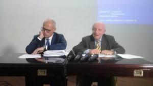Gli avvocati dei Ciontoli Miroli e Messina