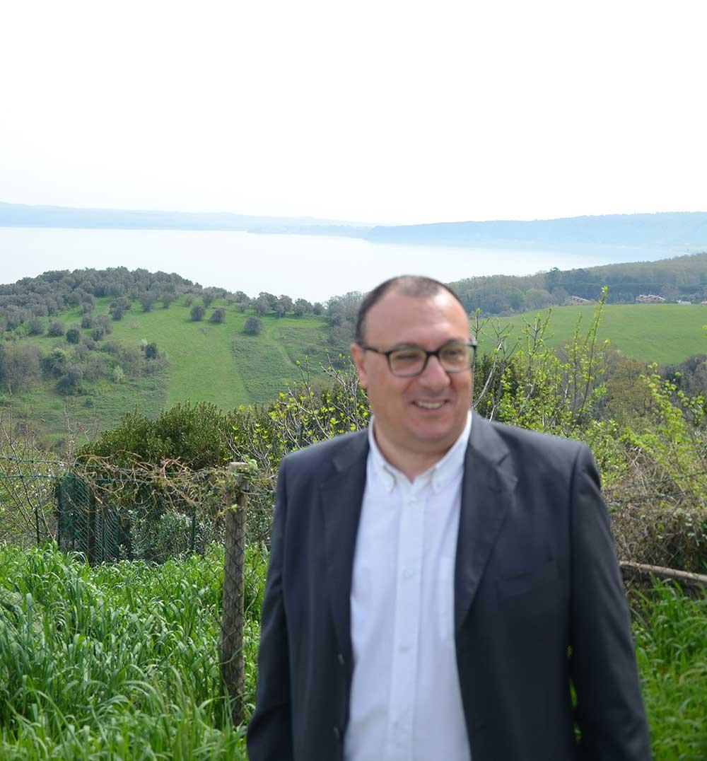 Il sindaco di Bracciano Armando Tondinelli