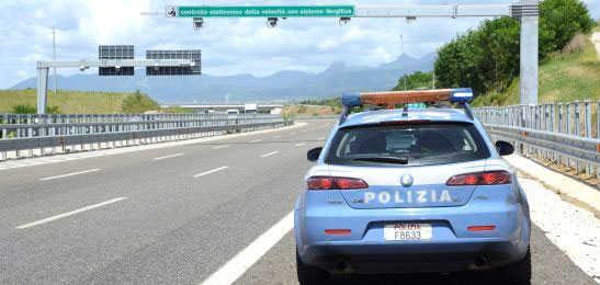 I numeri dell'attività della Polizia Stradale nel 2016