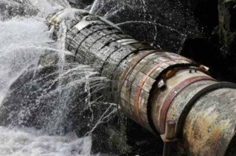 Ladispoli, guasto alla condotta idrica: disservizi in zona Monteroni
