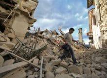Terremoto Amatrice - Accumoli