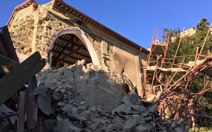 Sisma del 26 e 30 ottobre 2016: Trevignano invia i primi aiuti