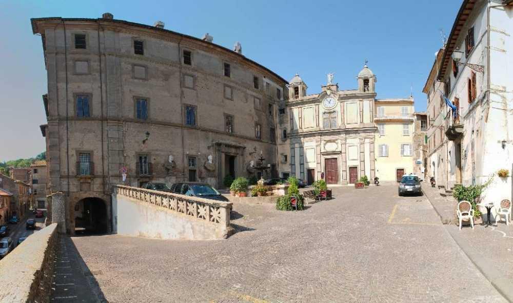 Scuole e centro storico, lavori in corso a Bassano Romano