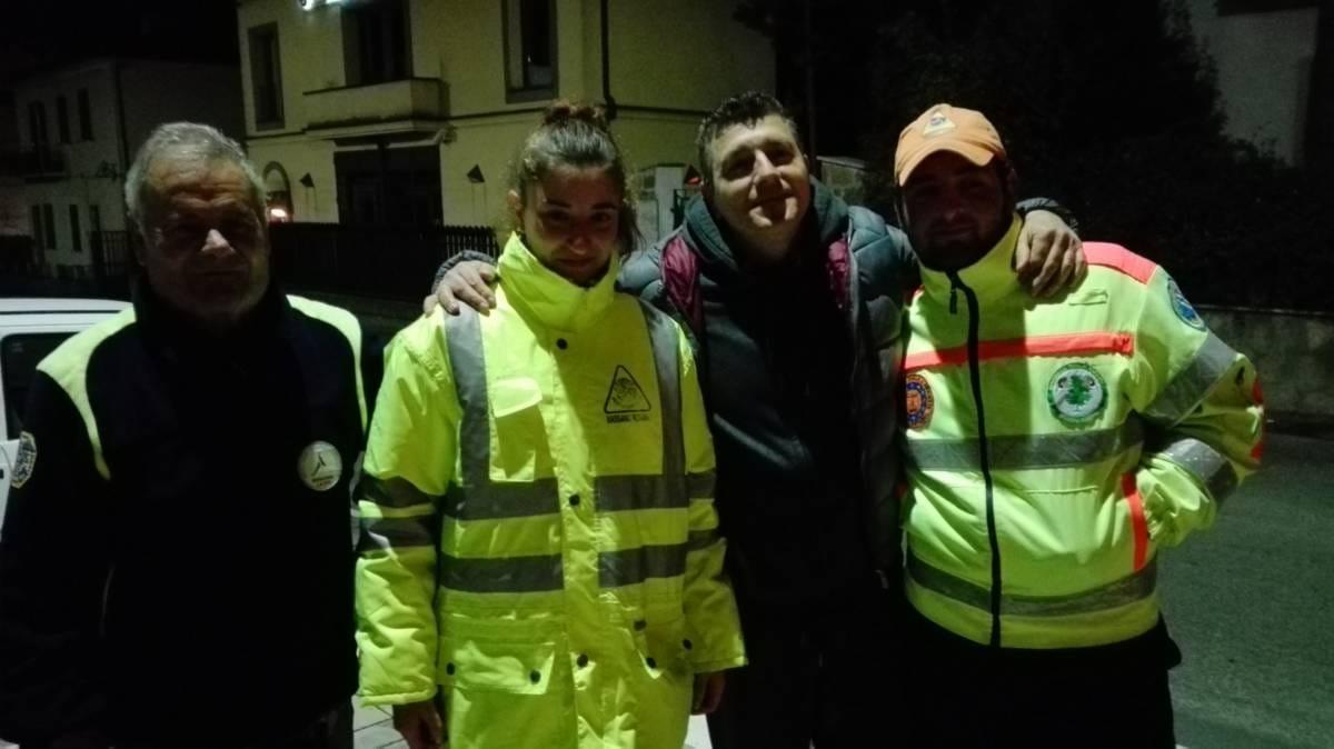 Bassano Romano consegna i beni di prima necessità agli sfollati del terremoto