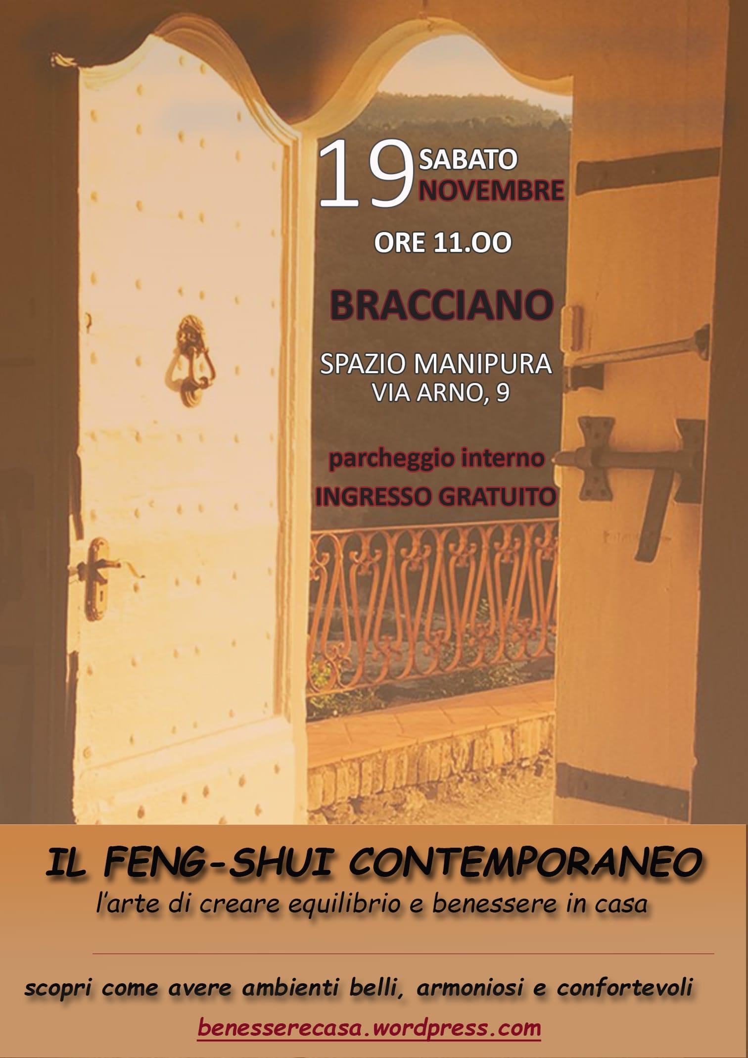 Successo per l'introduzione al feng-shui a Tervignano: sabato 19 si replica a Bracciano