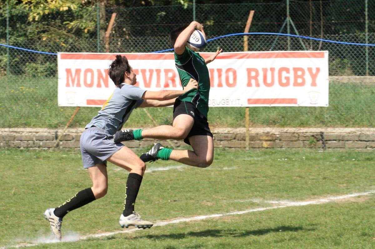 Rugby, trasferta vittoriosa per il Montevirginio