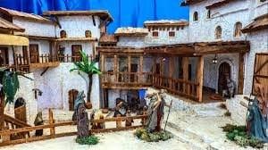 Torna a Civitavecchia l'appuntamento con i presepi alla rocca medievale