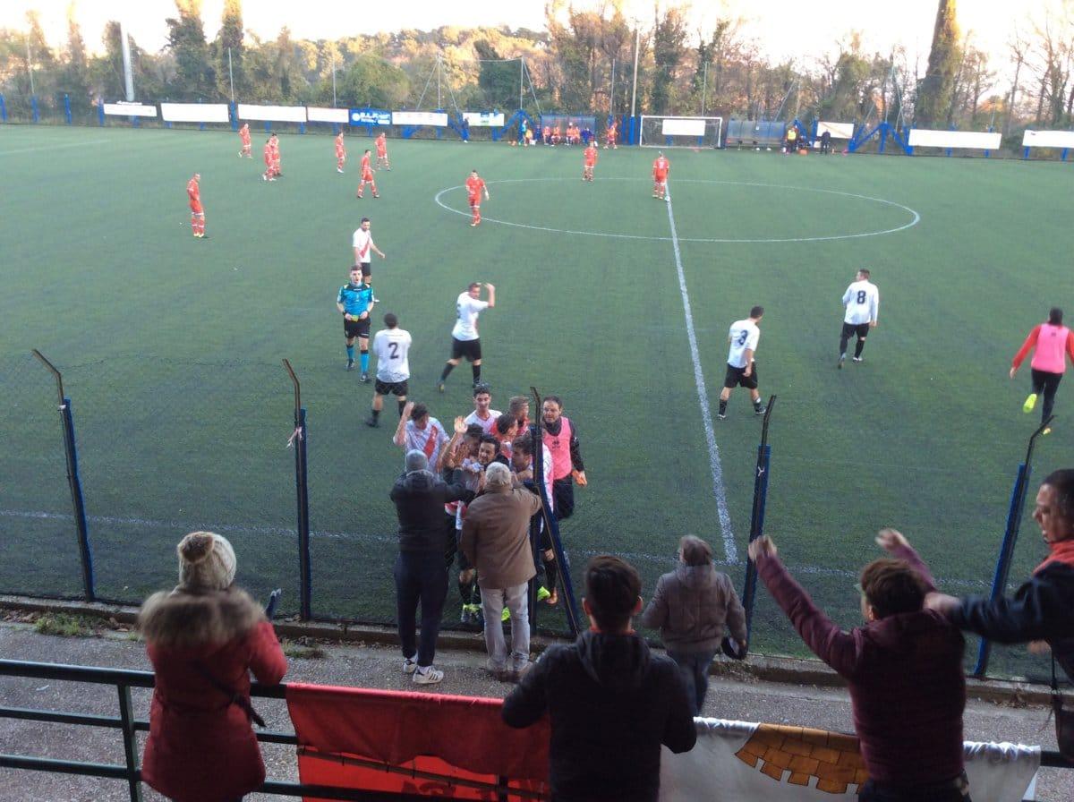 Calcio, il derby è tolfetano, Cpc in caduta libera