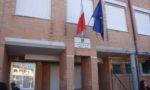 L'ingresso del Liceo Pertini di Ladispoli
