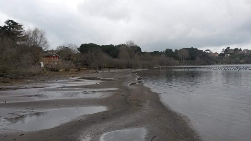 Un'interrogazione parlamentare a risposta scritta per emergenza lago di Bracciano