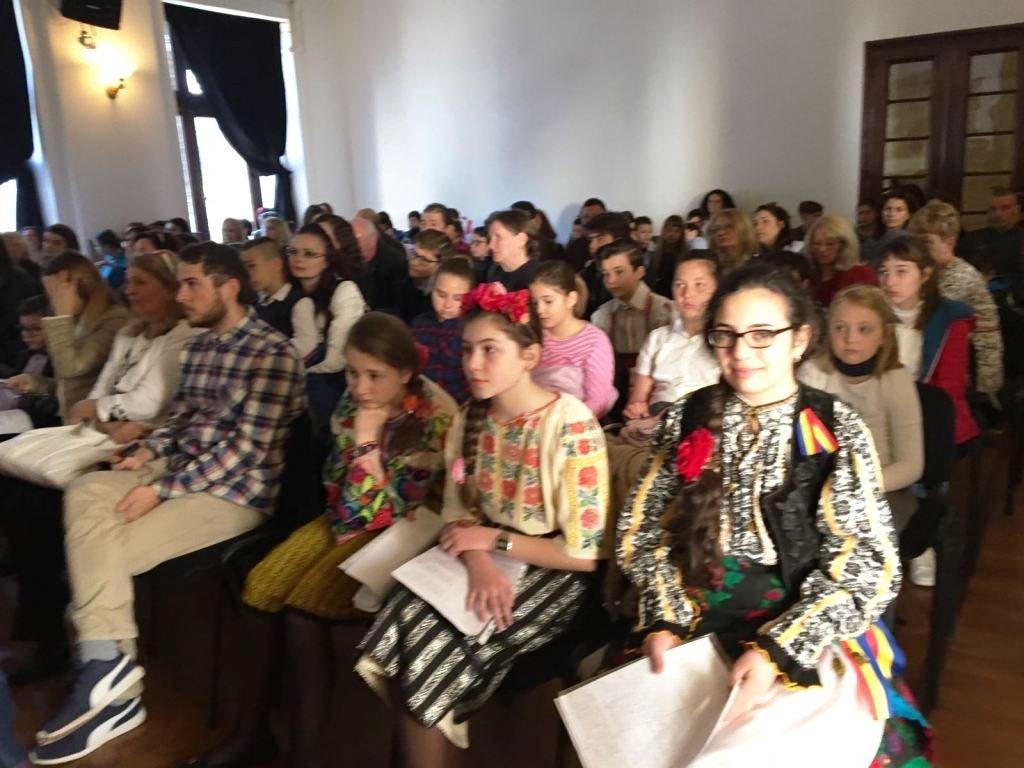 Lingua Cultura e Civiltà Romena, Ladispoli presente alla cerimonia per i dieci anni di insegnamento nell'UE