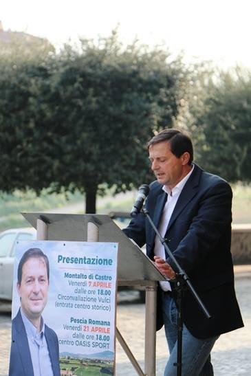 """Avvisi di garanzia a Montalto di Castro, Lucherini: """"Gestione rifiuti trattata con superficialità"""""""