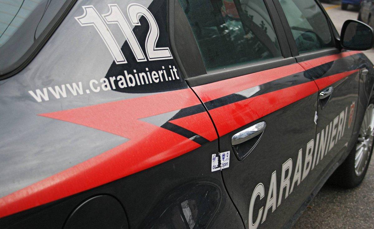 Oriolo Romano, furto aggravato: in manette 49enne
