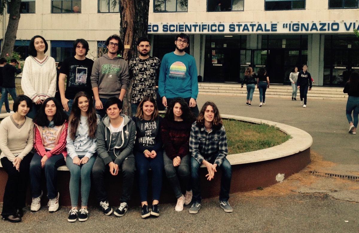 Il Liceo Ignazio Vian di Bracciano (RM) ha adottato un monumento nascosto