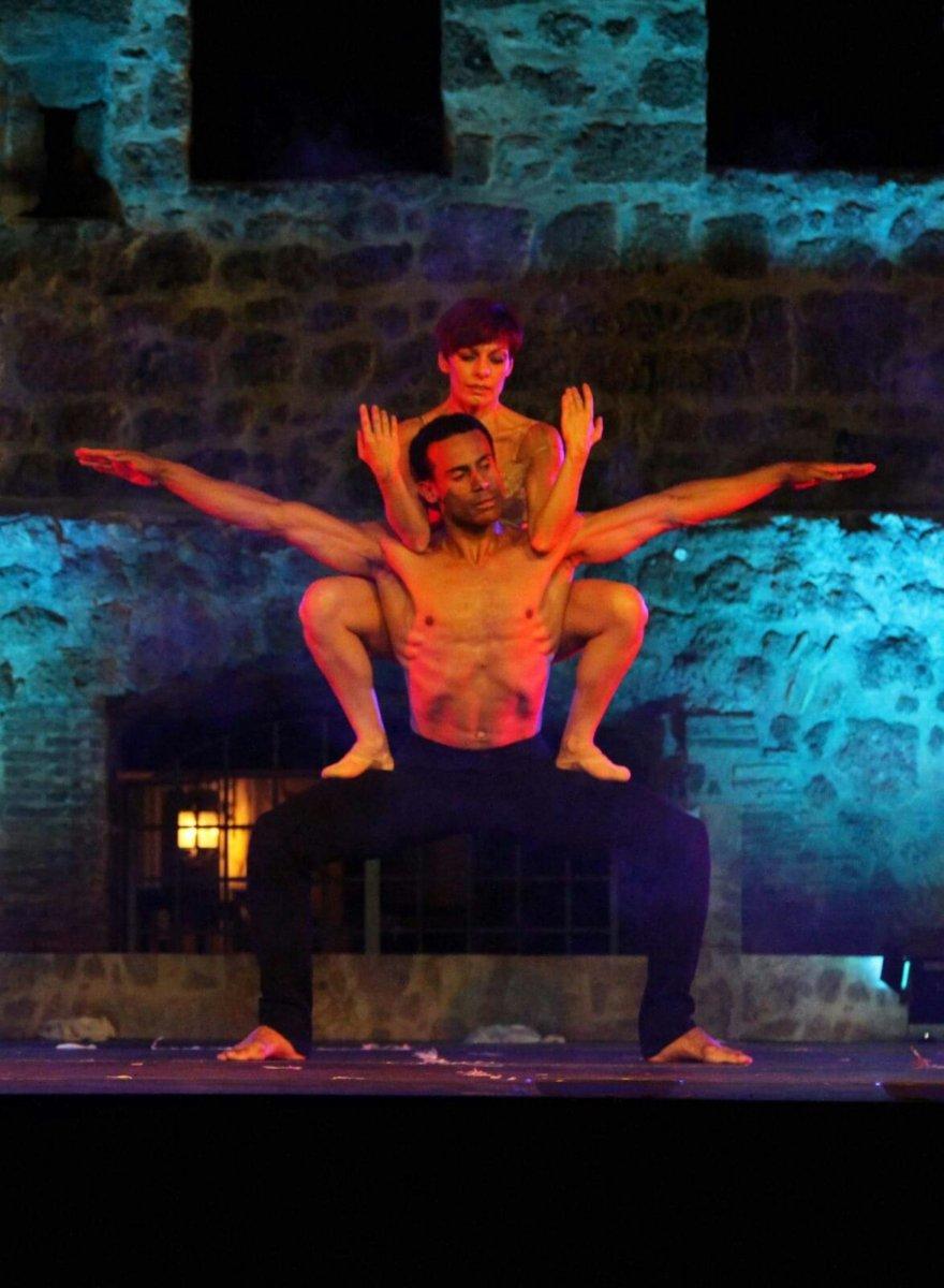 Etruria in danza, partecipazione straordinaria di pubblico