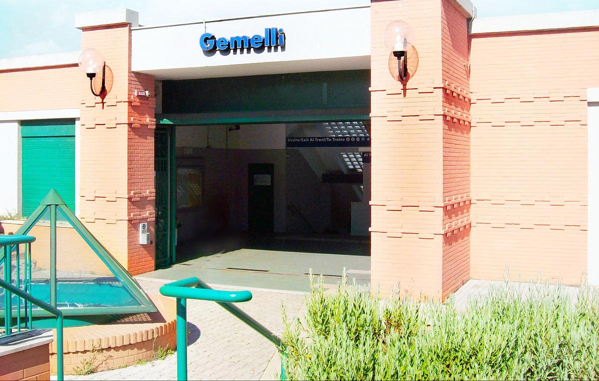 FL3, dal 29 luglio al 3 settembre chiusa la stazione Gemelli