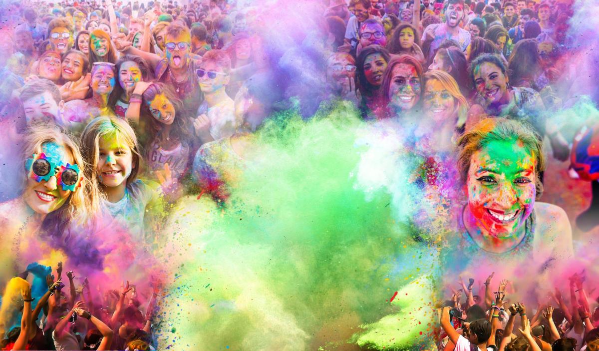 A Trevignano la Festa dei Colori