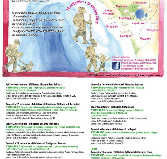 Un settembre ricco di appuntamenti con le iniziative della Biblioteca di Trevignano