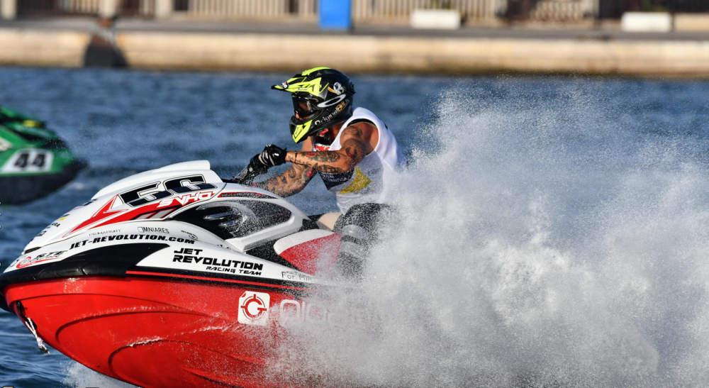 Santa Severa, al via la quinta ed ultima tappa del Campionato Italiano Moto d'Acqua
