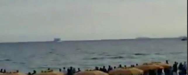 Incidente all'air show a Terracina: caccia militare precipita in mare