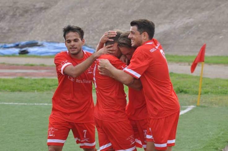 Calcio, big match per la Cpc: al Fattori arriva l'Ottavia