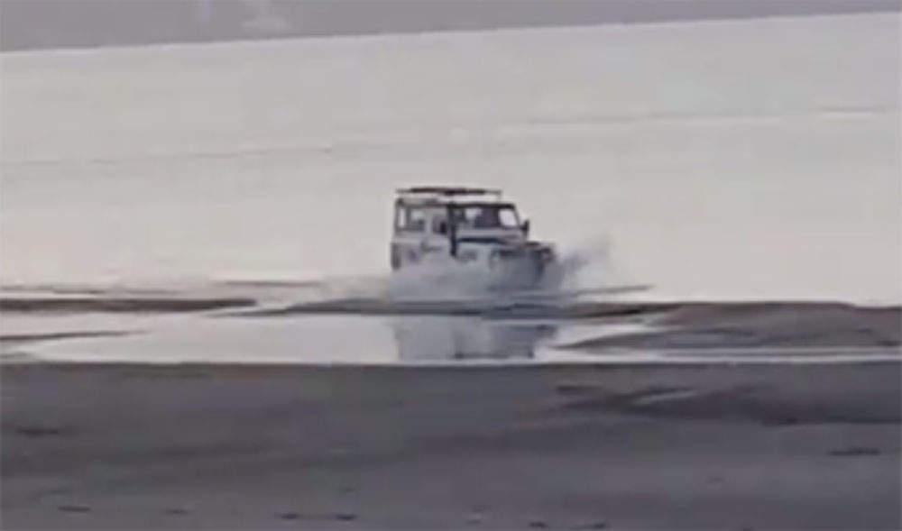 Pirata del lago identificato e multato dai Carabinieri