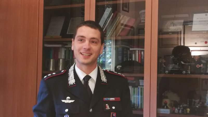 """Civitavecchia, il capitano Belilli: """"L'Arma dei Carabinieri si spalanca ai cittadini"""""""