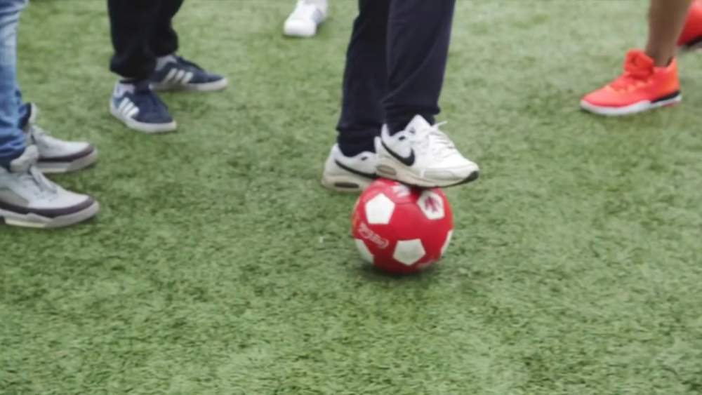 All'istituto omnicomprensivo di Orte lo sport fa rima con inclusione