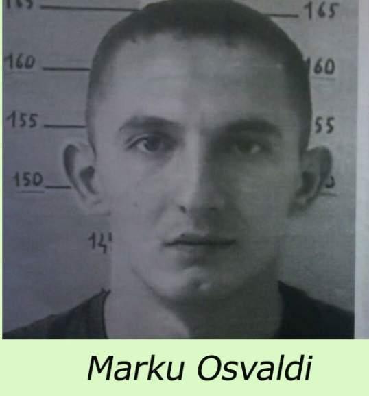 Civitavecchia, catturato Marku Osvaldi: il detenuto evaso a luglio