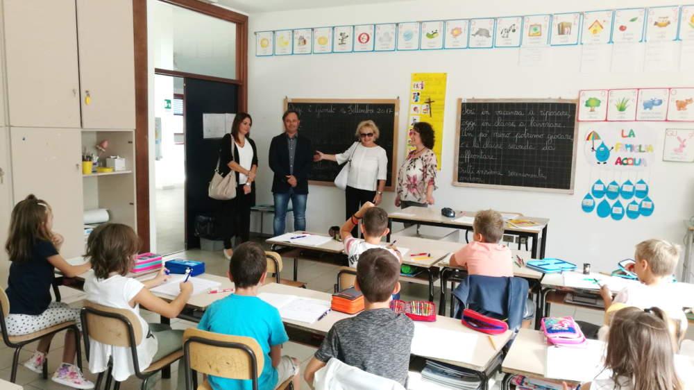 Montalto, inizio anno scolastico: il saluto dell'amministrazione comunale