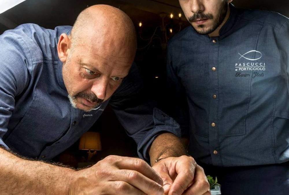 """Food, Montino: """"Complimenti a Gianfranco Pascucci per riconoscimento tre cappelli"""""""