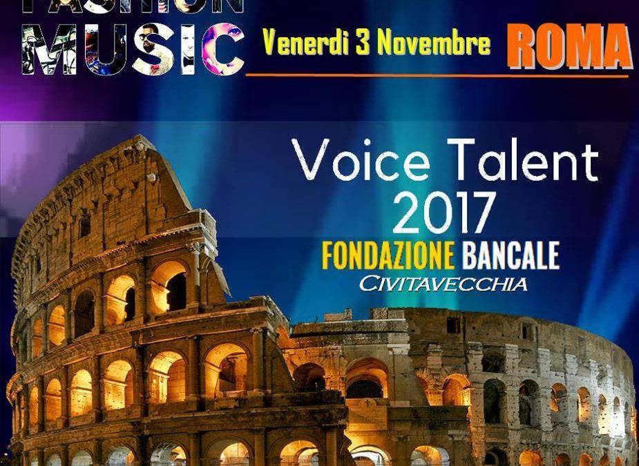 Civitavecchia, domani la presentazione del Voice Talent