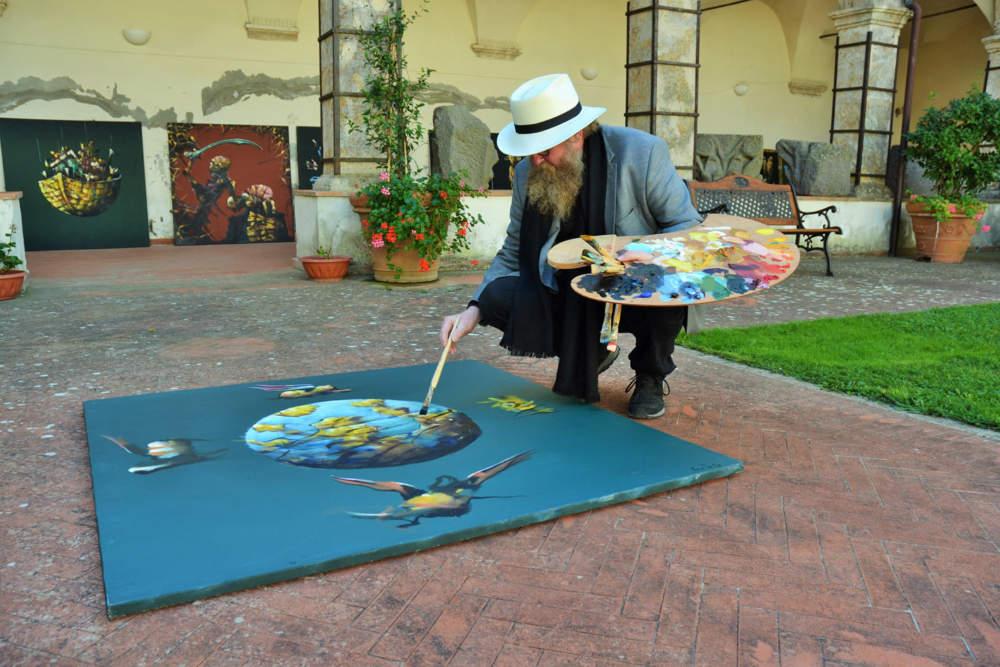 Tolfa Art Day, sabato 14 una giornata d'arte e cultura