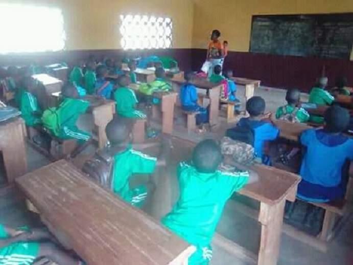 """Tarquinia, Semi di Pace: alla scuola """"Saint Jean"""" suona la prima campanella"""