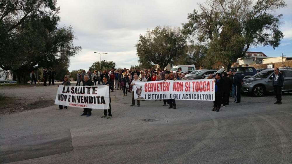 """Cupinoro, Comitati Uniti: """"Soddisfatti, ma sempre vigili"""""""