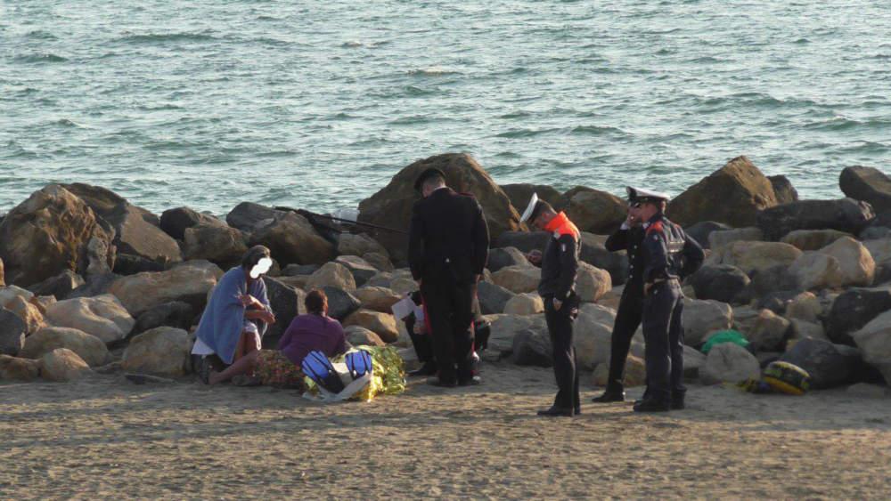 Ladispoli, ritrovato sub morto a Marina di San Nicola