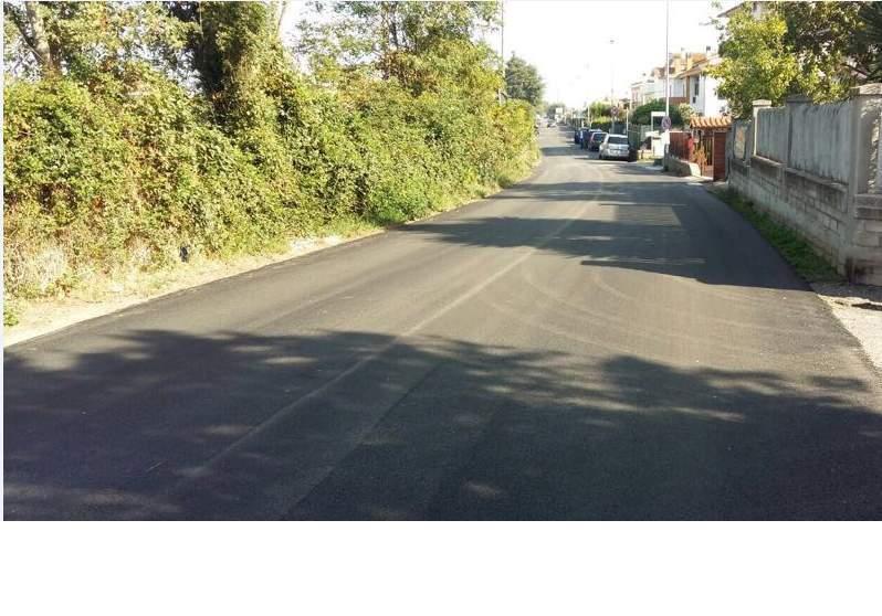 """Aranova, Caroccia: """"Iniziati lavori asfaltatura su via Raulich, a breve ci saranno altri interventi di sicurezza idraulica"""""""