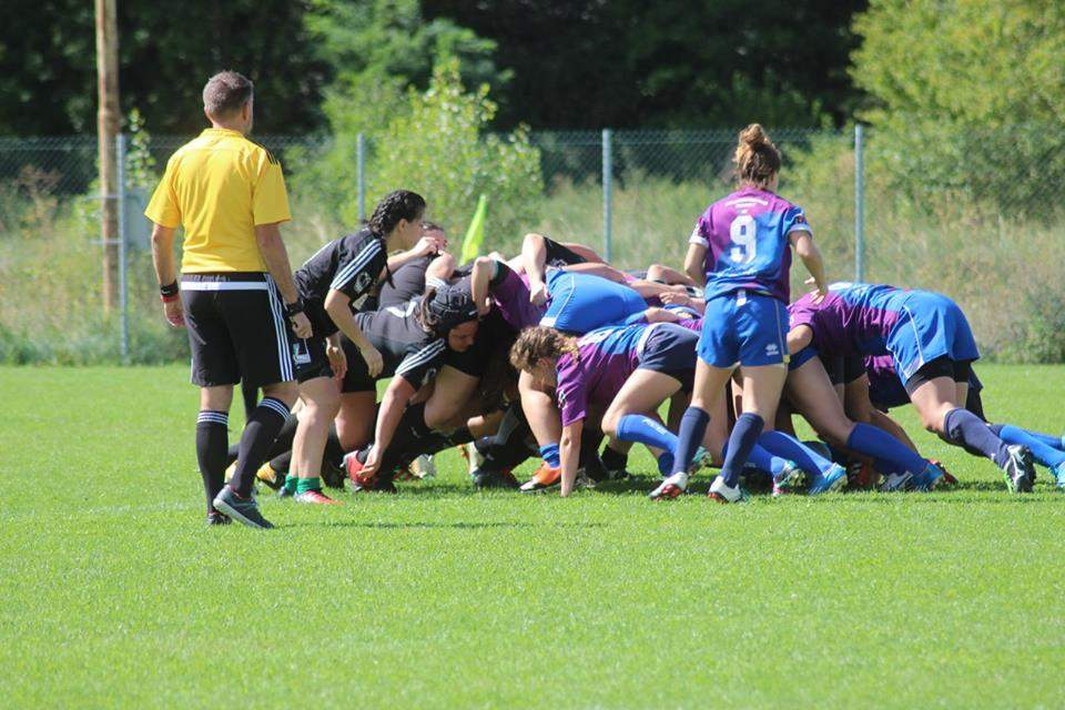 Rugby Montevirginio sconfitto a Frascati
