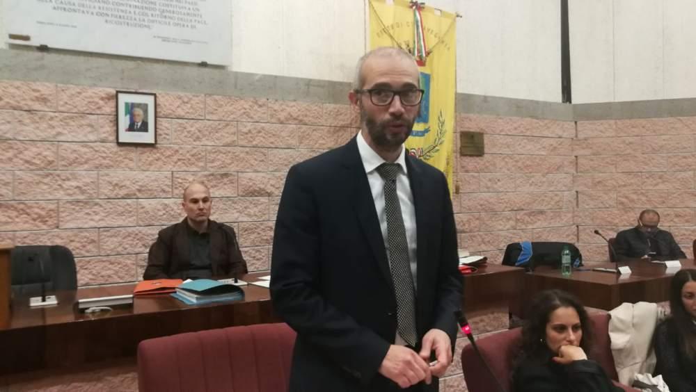 """Civitavecchia, Cozzolino su via Giordano Bruno: """"Grasso fa un irresponsabile terrorismo mediatico"""""""