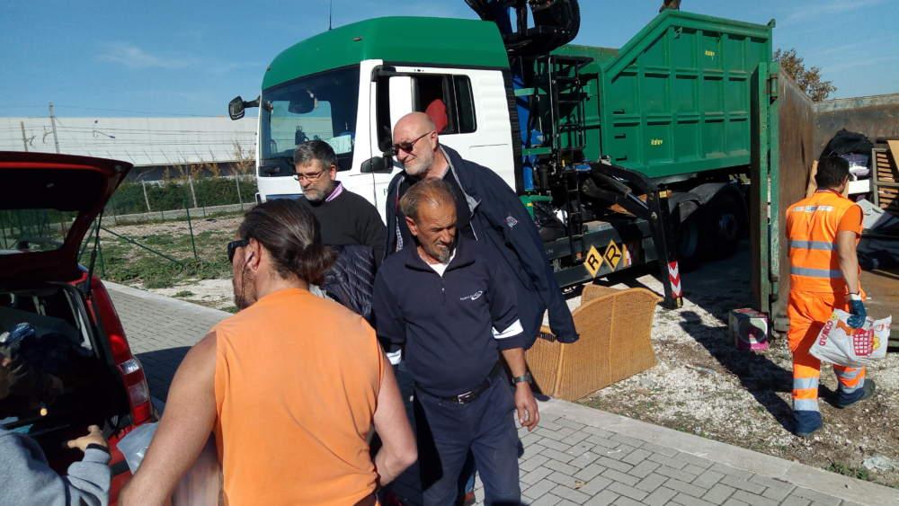 Fiumicino, ottimi risultati per la giornata ecologica di Parco Leonardo