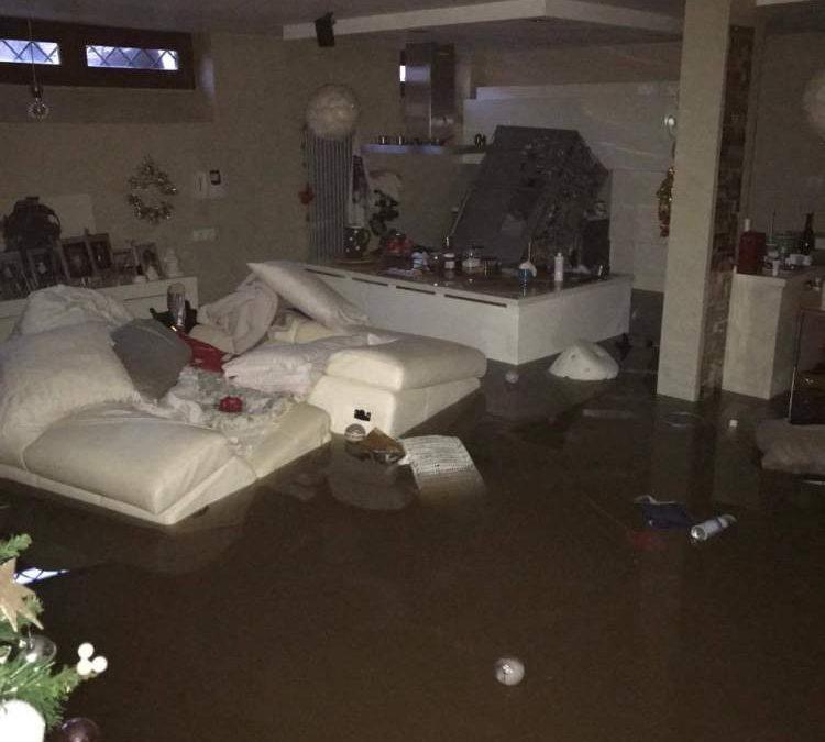 Ladispoli, perdita d'acqua: danni ingenti ma nessuno ne parla