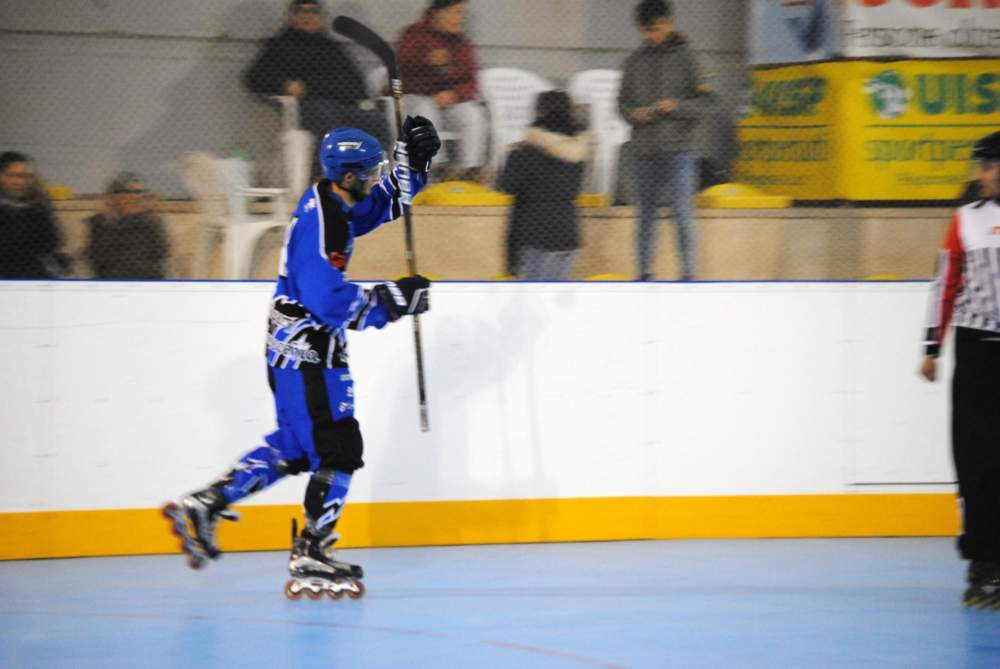 Hockey in line, Snipers TecnoAlt vincenti sul Genzano 8-3